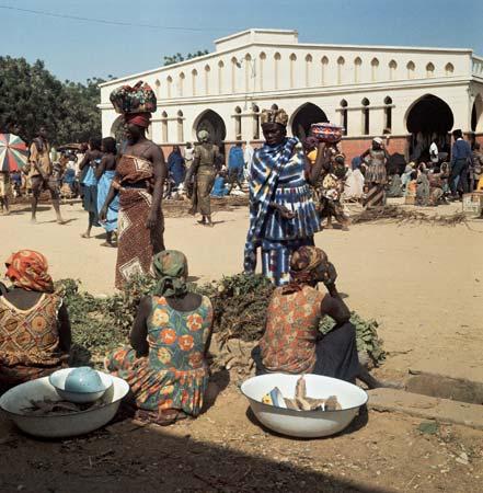 Missione in Ciad – N'Djamena