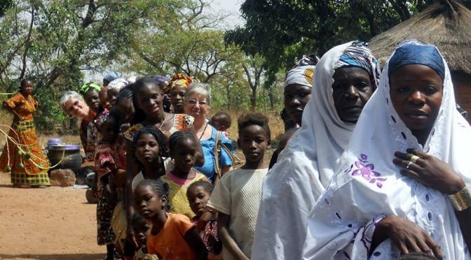 Burkina Faso: con Coraggio Missionario
