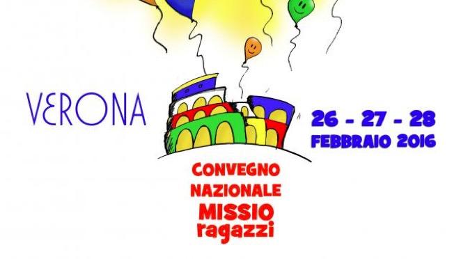 Convegno Missio Ragazzi 2016