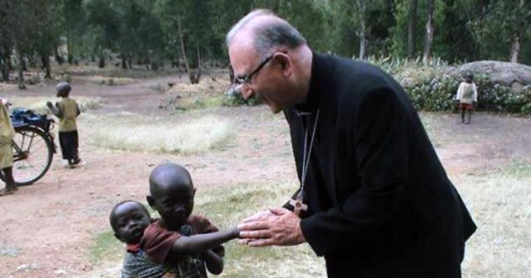 CET: il nuovo Vescovo delegato per le Missioni