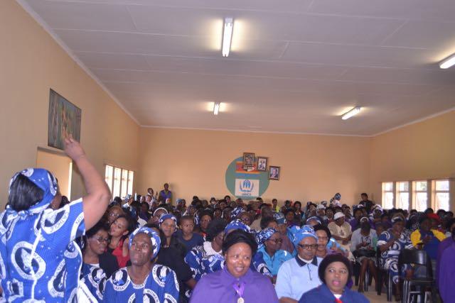 "La Giornata del Rifugiato in Swazilandia: ""Love in Action"""