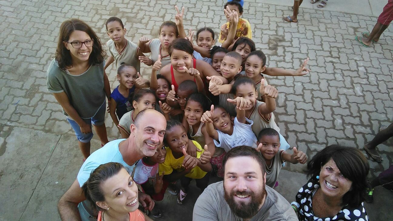 Volterra in Brasile: a ritmo di Samba