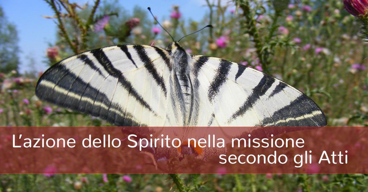 L'azione dello Spirito nella missione secondo gli Atti