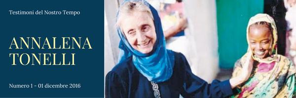 Annalena Tonelli nella Newsletter di Missio Prato