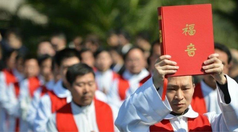Il Vangelo sia unica base per colloqui Vaticano-Cina