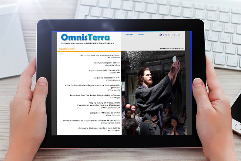 IL FUTURO DIGITALE DI OMNIS TERRA