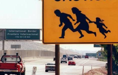 """AMERICA/STATI UNITI – Incontro di vescovi alla frontiera: """"E' necessaria l'adozione di politiche di governo che rispettino i diritti umani fondamentali dei migranti"""""""