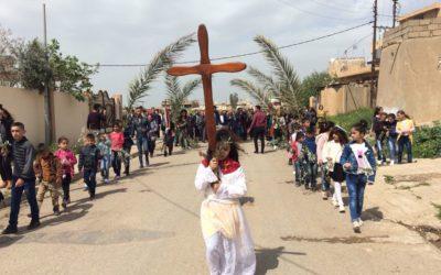 """Ninive, una casa per parrocchia: dall'Iraq l'appello per una Pasqua di """"ricostruzione"""""""