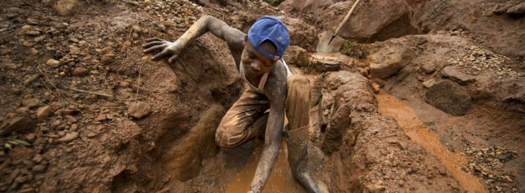 L'Europa bandisce definitivamente i minerali insanguinati