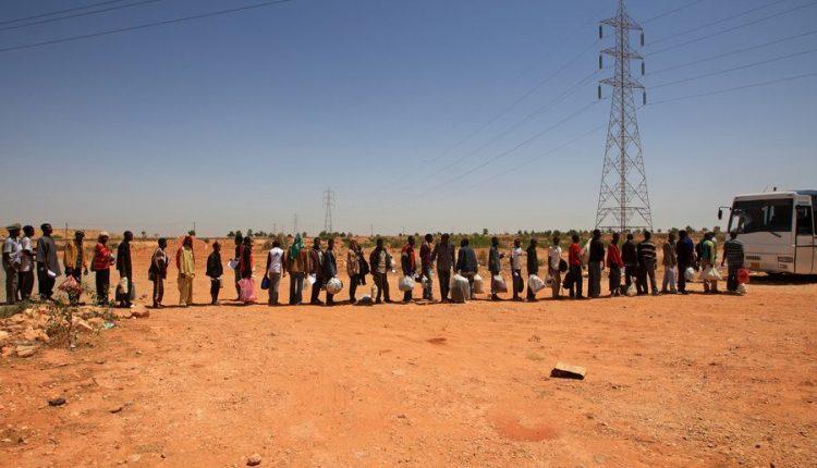 Libia, torna la tratta degli schiavi