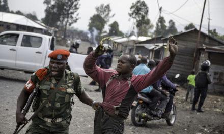 """RDC: Missionari: """"la Chiesa sta col popolo e denuncia la repressione nel sangue"""""""