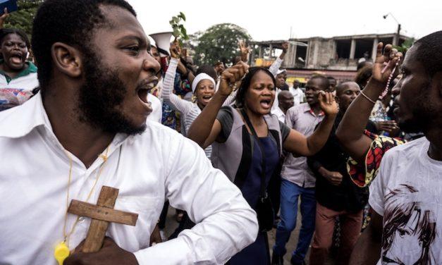 RDC: ancora sangue e morte in strada, ma l'Europa resta a guardare