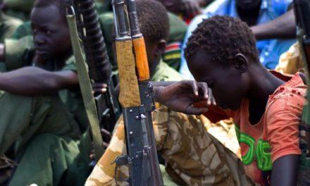 Sud Sudan, Ancora troppi Bambini Armati