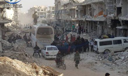 La Siria, la strage degli innocenti e la morte del Diritto