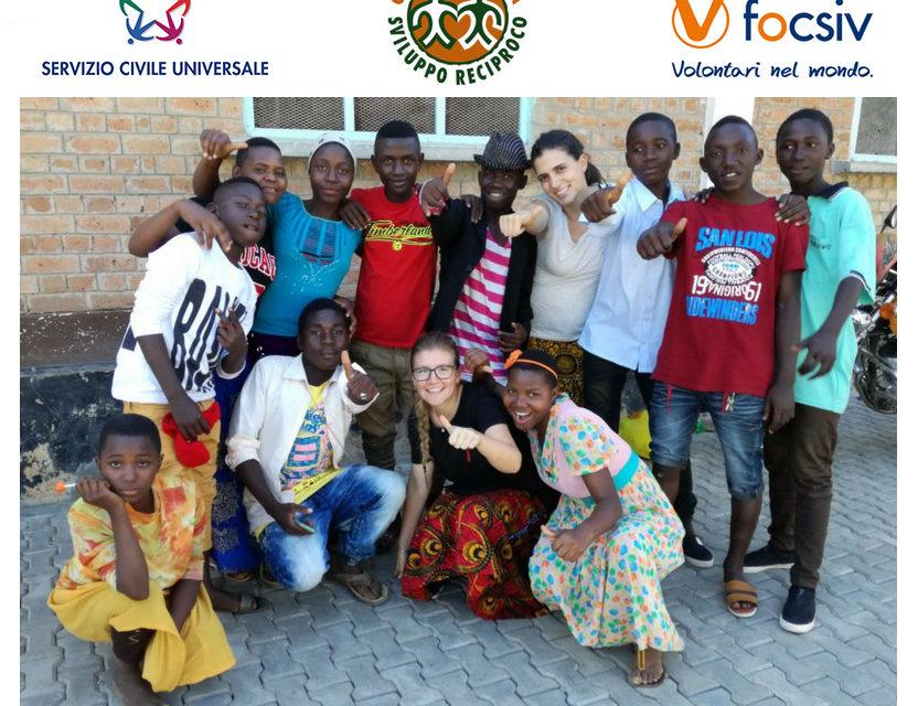 Servizio Civile in Tanzania con Il Centro Mondialità Sviluppo Reciproco