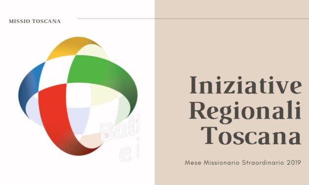 Iniziative Regionali per il Mese Missionario Straordinario – Toscana