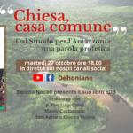 Dialogo online: Chiesa Casa Comune
