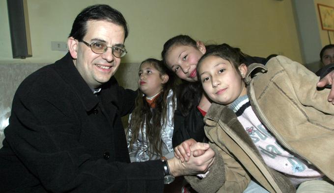 """Buon Cammino al """"nostro"""" nuovo cardinale mons. Paolo Lojudice"""